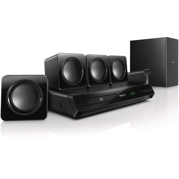 Home Cinema Philips HTD3510Digiz-Il megastore dell'informatica ed elettronica