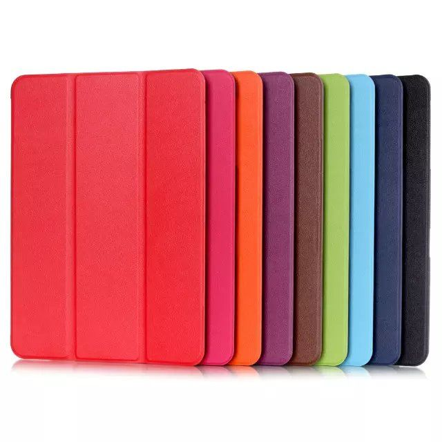 Spectacular Ultra slim flip cover tablet custer folio stand leder case f r samsung galaxy tab s