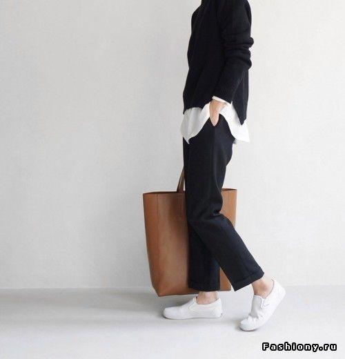 О комфорте, джинсах и интересной обуви