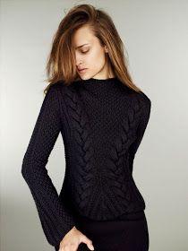 Iris von Arnim стильное вязание