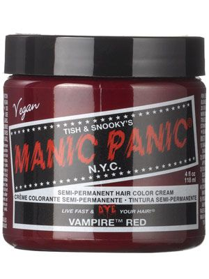 This Manic Panic dye is a cult classic that stains hair any color of the rainbow, and softens it in the process.