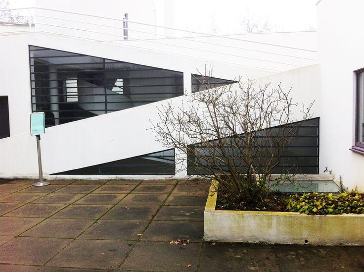 Villa Savoye_arquitectura moderna