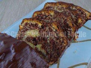 cake marbré Cyril Lignac
