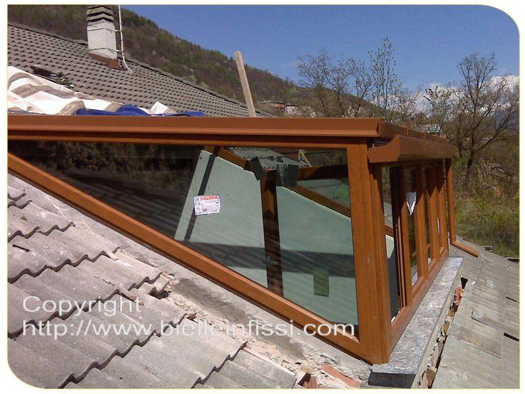 terrazzo sul tetto spiovente Cerca con Google Terrazze