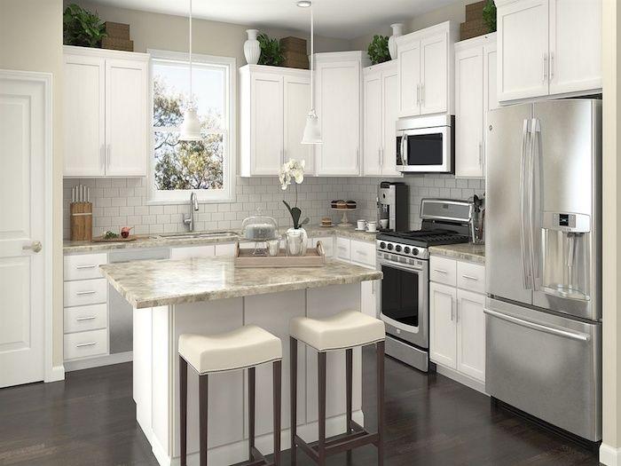 Die besten 25+ Marmor arbeitsplatten Ideen auf Pinterest weißer - matte kuchenfronten arbeitsplatten pflegeleicht