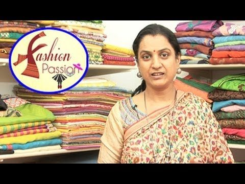 Fashion Passion || Latest Saree Blouse Designs || Traditional Neck Blous...