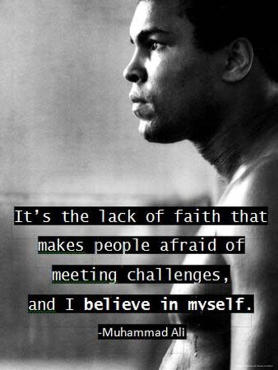 25+ best Muhammad Ali Quotes on Pinterest | Ali quotes, Muhammad ali and Ali