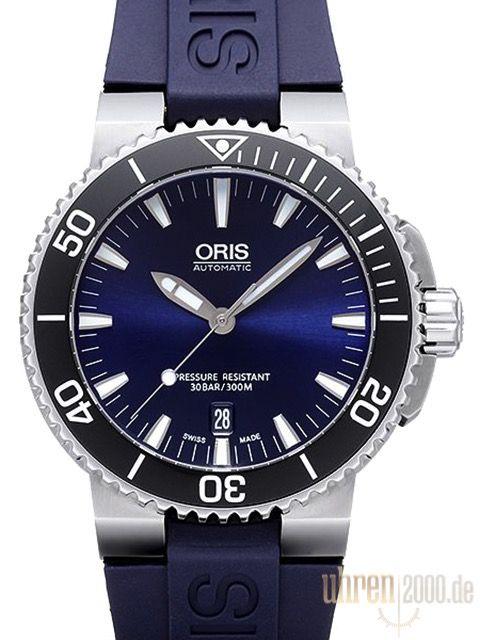Oris Aquis Date 43mm 01 733 7653 4135-07 4 26 34EB