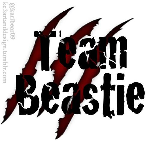 BATB NATION • My new Team Beastie logo :) Inspired by the...