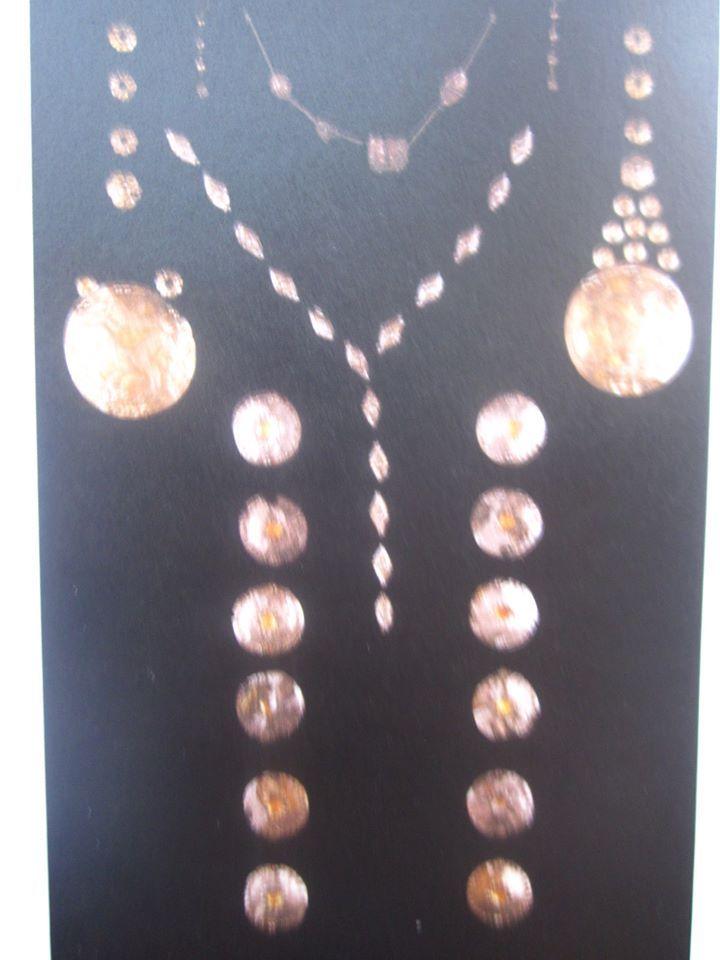 womens caftan decorative gilt silver  from Karos-Eperjesszög II