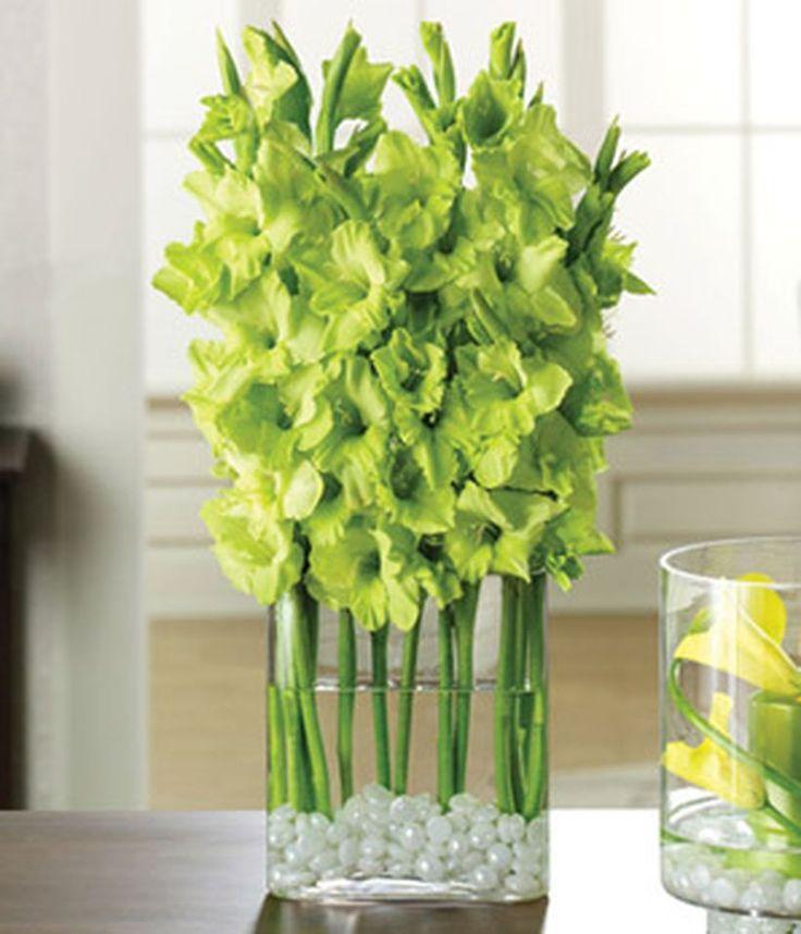 beautiful gladiolus flower arrangements for home decorations 45 diy pinterest gladiolus. Black Bedroom Furniture Sets. Home Design Ideas