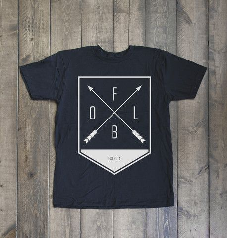 MADE IN OUR HOME TOWN. WINNIPEGS OWN OUTDOOR LIFESTYLE COMPANY. Arrow Shield Tee – Fin+Bone Outdoors $24.99
