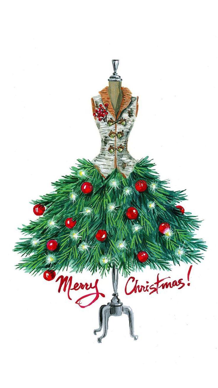 793 best Christmas illustrations images on Pinterest   Christmas art ...