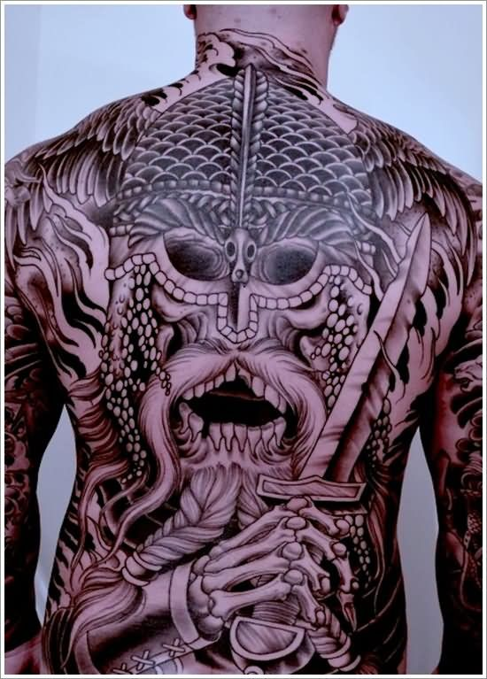 men's evil tattoos | Evil Tattoos Pictures and Images : Page 74
