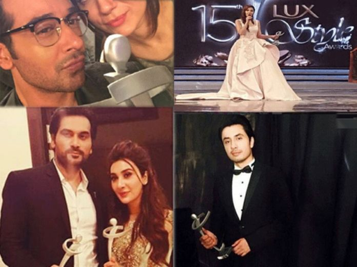 15th Lux Style Awards 2016 Pictures and Winner List