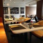 Executive Lounge at the Hilton Singapore Hotel