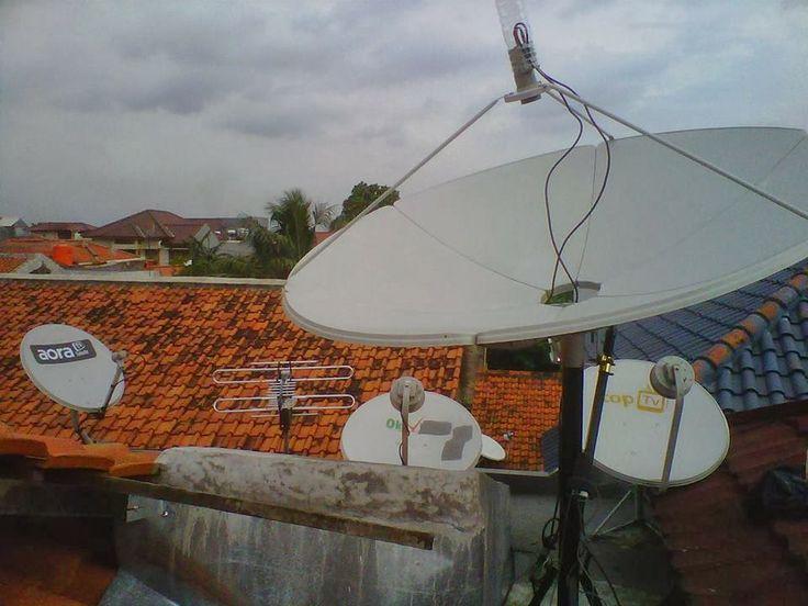 Pasang baru Jasa Profesional Parabola Agen Ahli Antena Tv Service Cctv: Pasang Baru Parabola