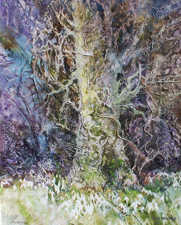 ann blockley | Ann Blockley -Watercolour Artist #tree #art