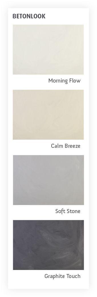 Creëer een representatieve look met koele grijze gietvloer als basis of een 'home-sweet-home' effect met een gietvloer in een warme sfeervolle tint.: