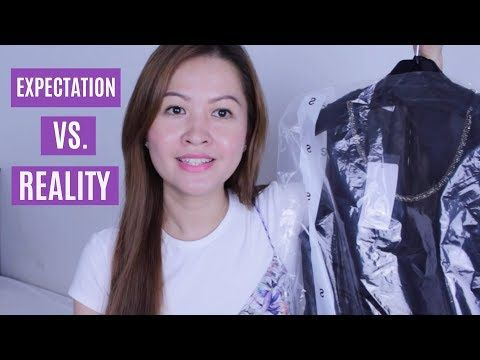 Shopping From Mango Online Shop: Expectation Vs. Reality - YouTube