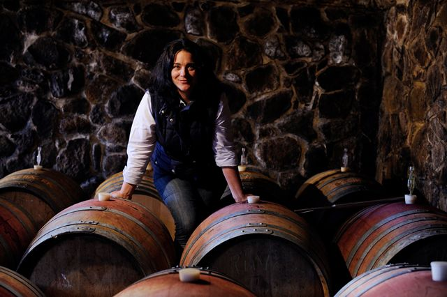 Cynthea Semmens, Beautiful Isle Wines in Tasmania http://fabulousladieswinesociety.com/2014/01/cynthea-semmens-beautiful-isle-wines/