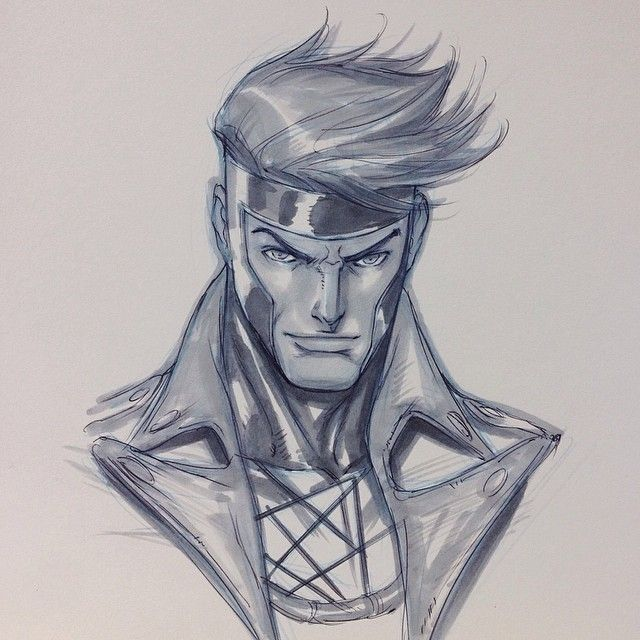 Gambit by Alvin Lee *