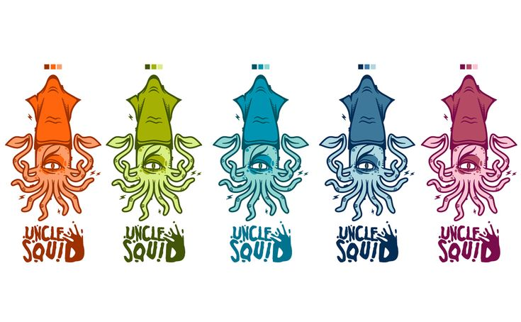 UNCLE SQUID GAMING on Behance