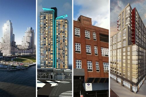 Mapping Long Island City's Insane Number of New Apartments