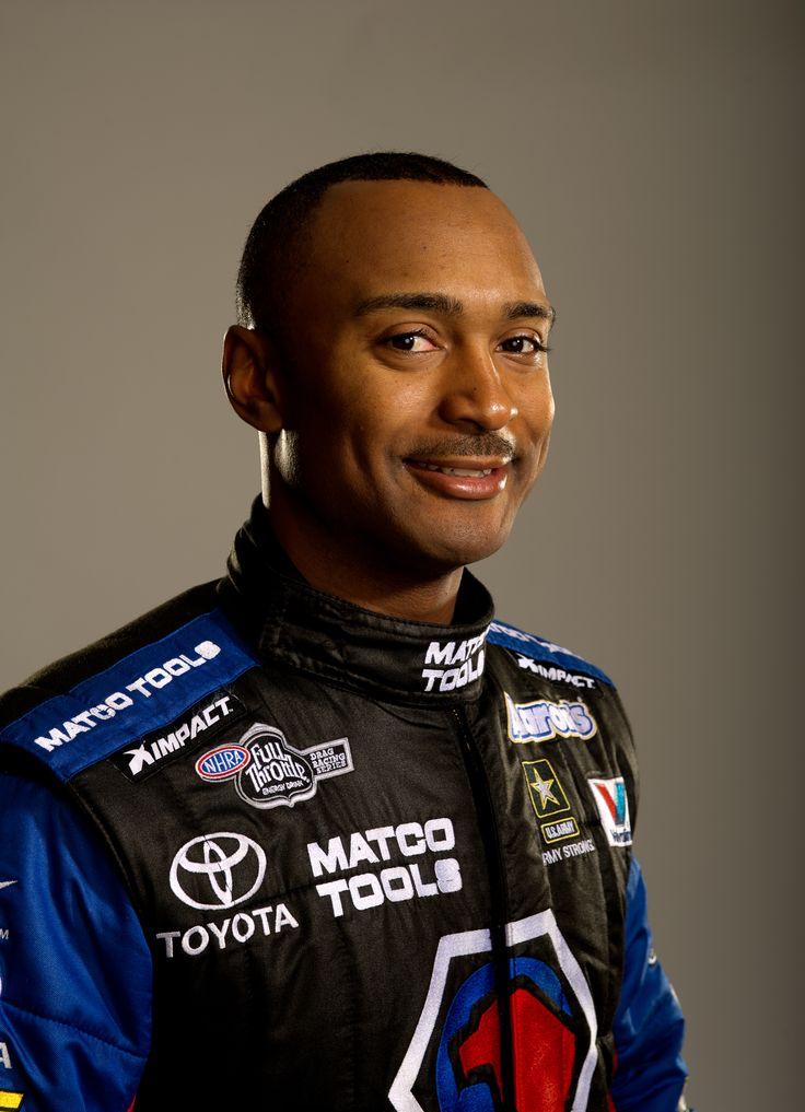 2012 Toyota NHRA Portraits, Antron Brown