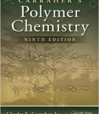 Carraher'S Polymer Chemistry Ninth Edition PDF