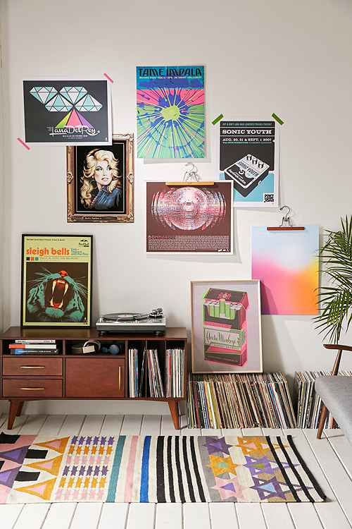 top 25+ best urban outfitters art ideas on pinterest | retro room