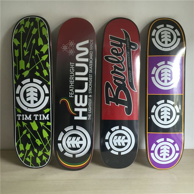 "Quality Pro skateboarding deck Pro Skateboard deck 8""x31.625""made by Canadian Maple Wooden Street Skateboarding for SK8ERS"