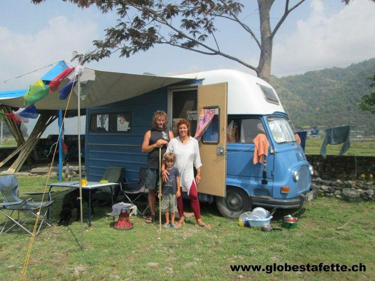 17 Meilleures Images Propos De Vacances Sur Pinterest Bus Petits Campeurs Et Camping Cars