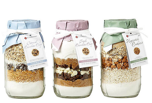 cookies in a jar - recipes & Looks
