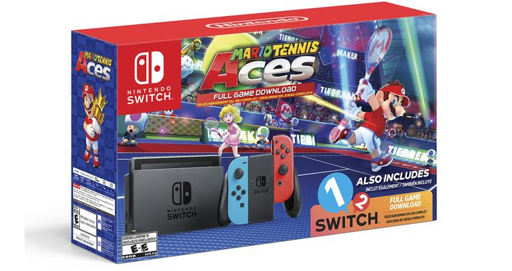 Nintendos black friday deals are finally here and you