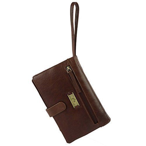 Mens Vintage Soft Buffalo LEATHER Wrist Man Bag Travel Organiser by ROWALLAN Cognac Handy http://madeinsco.com/shop/mens-vintage-soft-buffalo-leather-wrist-man-bag-travel-organiser-by-rowallan-cognac-handy/