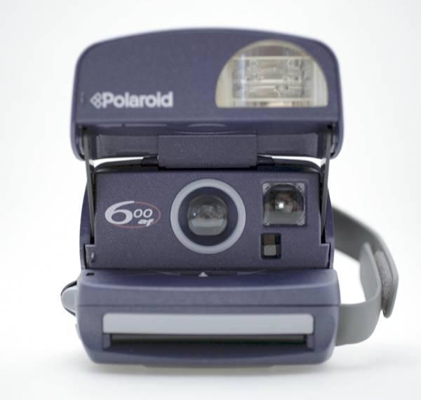 POLAROID 600AF Sofortbildkamera / Funktion OK in Wetzikon ZH kaufen bei ricardo.ch