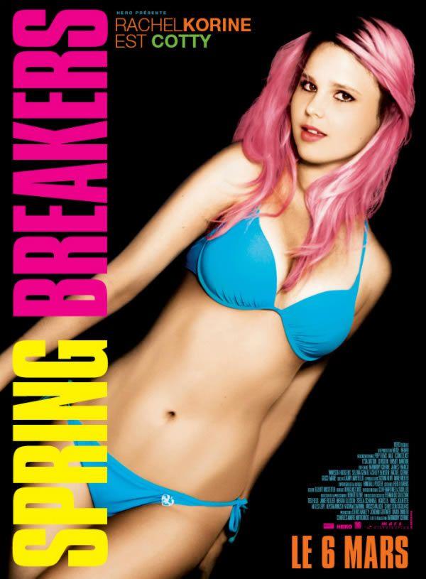 Spring Breakers with Vanessa Hudgens, Selena Gomez James Franco