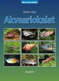 Akvaariokalat kirja