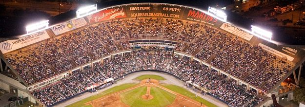 About The Diamond- Ballpark A- Z Guide!