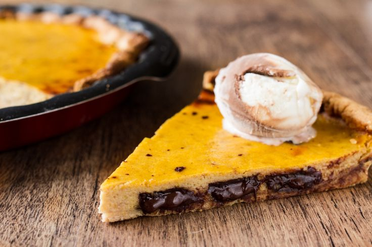There are many different recipes for tarts! This one will blow up your minds! Delicious pumpkin tart!