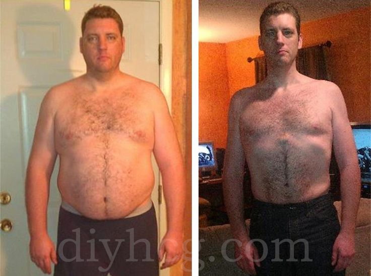 Weight Loss Before And After Stories – 200 Stunning Mens' Transformations
