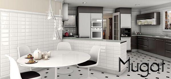 ceramica metro white eliane azulejo branco metro ny paris banheiro ape e quarto pinterest. Black Bedroom Furniture Sets. Home Design Ideas