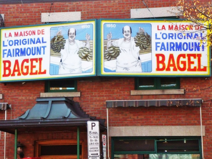 Fairmount Bagel in Mile End
