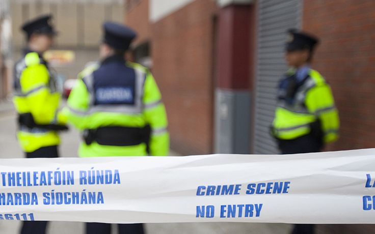 "Gardai have stepped up surveillance around a group of ""violent radicals"" based in Ireland who they believe could be linked to international terrorism."