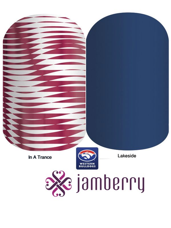 Jamberry Bulldogs Inspiration - In a Trance and lakside