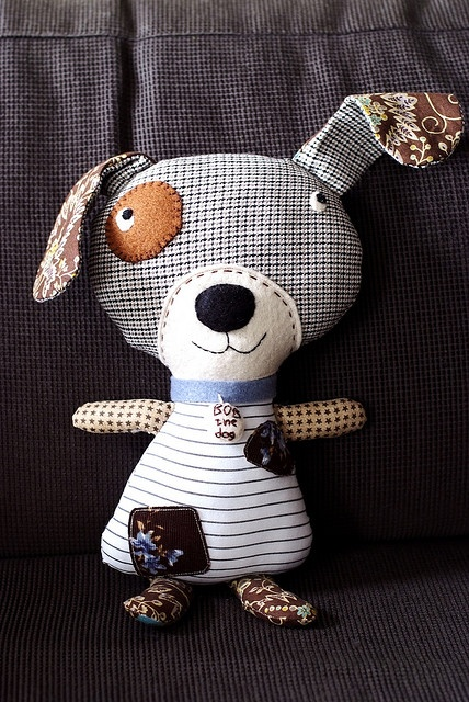 I need to make one of these. They are so cute!