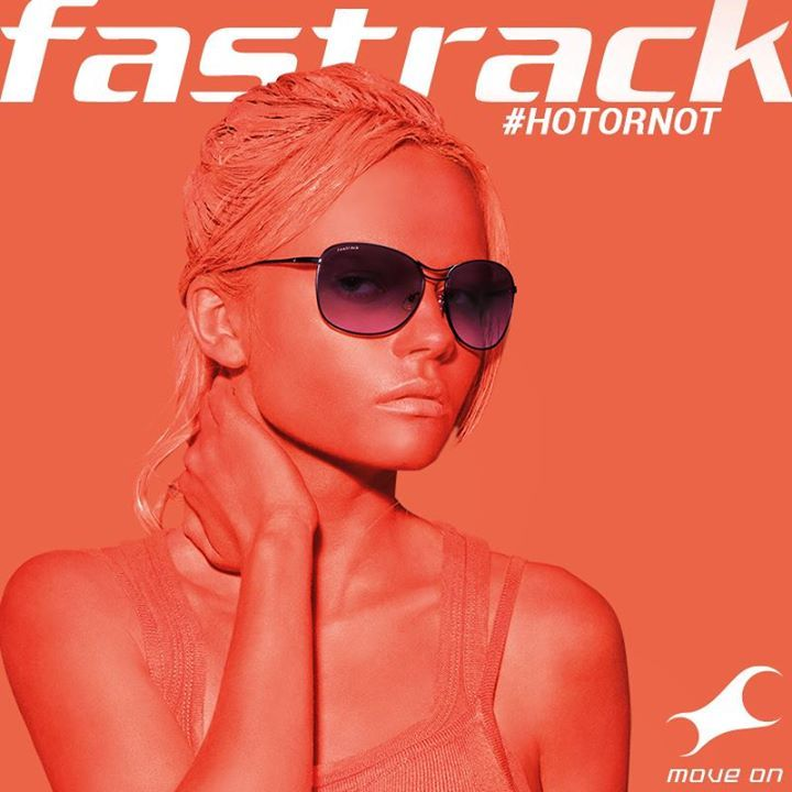Don't be a tease. #HotOrNot http://fastrack.in/summer-collection/