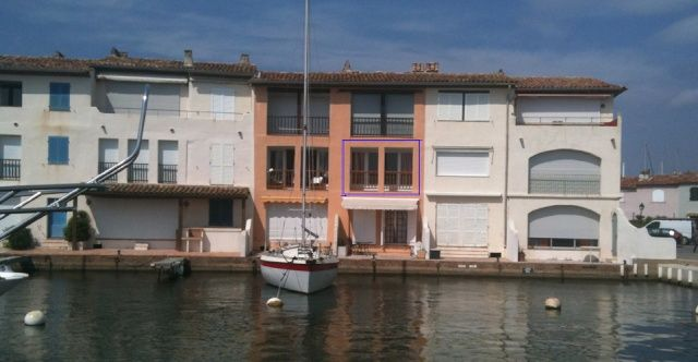 Port Grimaud grand studio calme face mer et Saint Tropez, 83310 Port Grimaud (Var)