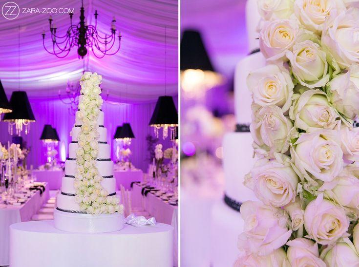 8 Tier Wedding Cake